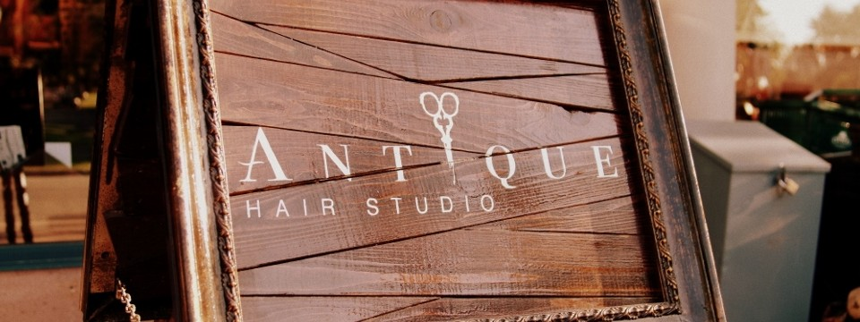 Antique Hair Studio バンスタ